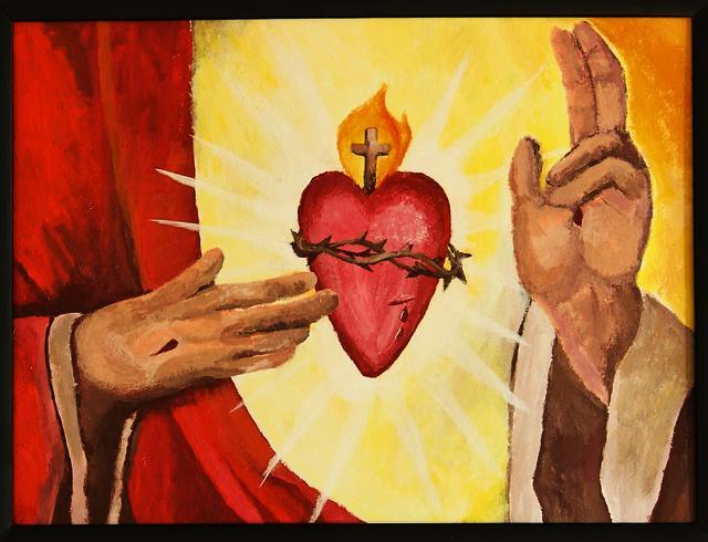 novena al sacro cuore di gesù