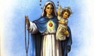 novena alla madonna del rosario