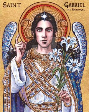novena san gabriele arcangelo